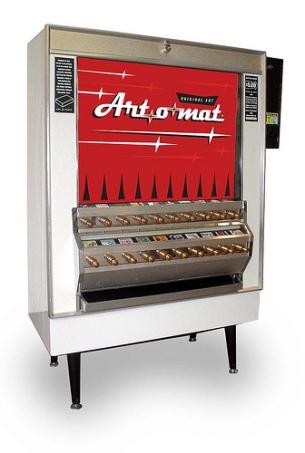 Art O Mat A