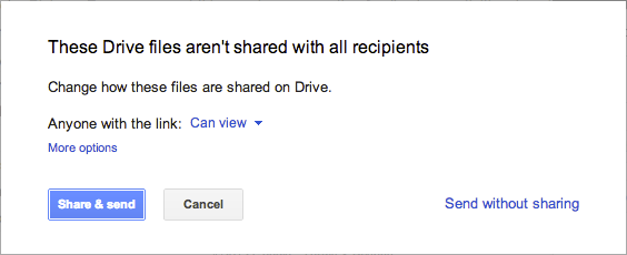 Another Reason to Love Google Drive & Gmail - 10GB Attachments! (3/3)