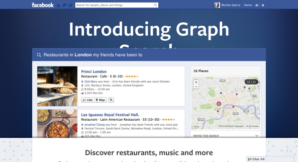 Introducing Graph Search