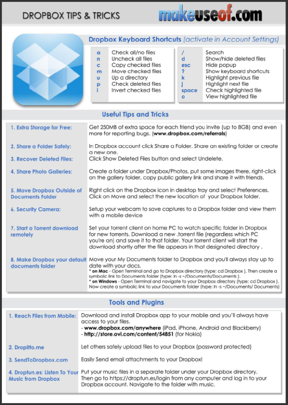 dropbox-tips-shortcuts